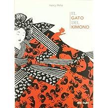 El gato del kimono