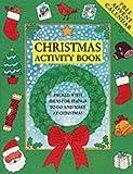 Christmas Activity Book (Seasonal Activity Books) by Catherine Bruzzone (1995-09-28)