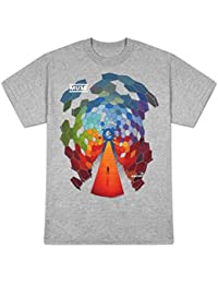 Muse - Global Coverage Mens S/S T-Shirt In Grey