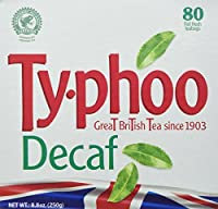 Typhoo Decaf 80 Tea Bags