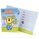 Wow! Wow! Wubbzy! Invitations (8 count) by Grim Reapers