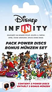 Disney Infinity - Pack de 2 Power Discs Vague 2