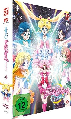 Sailor Moon Crystal - Vol.4 (2 DVDs)
