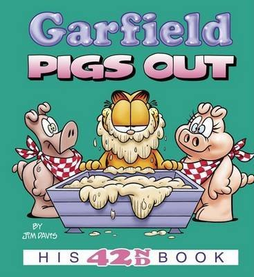 [(Garfield Pigs Out)] [ By (author) Jim Davis ] [April, 2006]