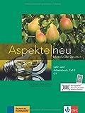 Aspekte neu C1. Mittelstufe Deutsch-  Libro de enseñanza y trabajo, parte 2 (+ CD de audio)