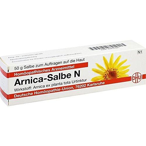 DHU Arnica-Salbe N, 50 g Salbe