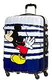 Trolley Rigido 75 cm 4 Ruote Spinner | American Tourister Disney Legends | 19C008-Mickey Kiss