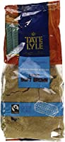 Tate and Lyle Fairtrade Light Soft Brown Sugar 1 kg (Pack of 5)