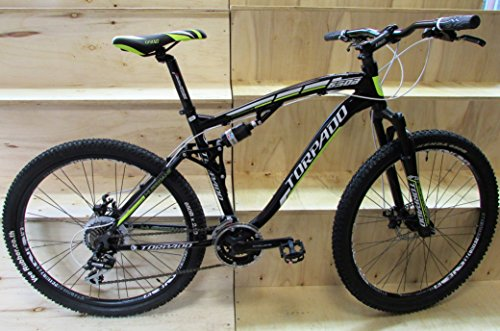 BICICLETA MTB TORPADO T550 FULL SUSPENSION TODAS LAS TALLAS DISPONIBLES (EN EL BIKE SHOP DE RIMINI)