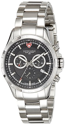 Swiss Eagle SE-9034-22 Made Men's Watch image.