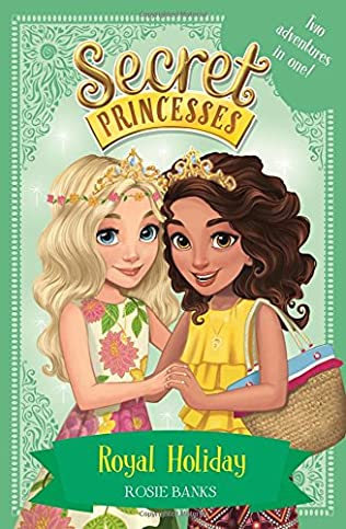 book cover of Royal Holiday