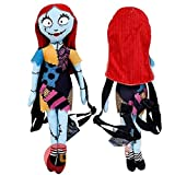 Nightmare Before Christmas Sally Plush Doll Backpack NBC Costumes Bag by Nightmare Before Christmas