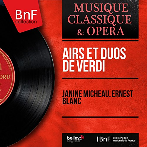 Digital Booklet: Airs et duos de Verdi (Stereo Version)
