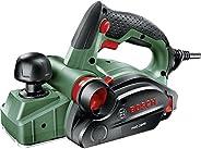 Bosch handhållen elhyvel PHO 2000, hyvelkniv, kartong (680 W, hyvelbredd 82mm, spåndjup 0–2,0mm, falsdjup 0–
