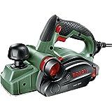 Bosch PHO 2000 - Cepillo eléctrico, 82 mm, 19500 rpm, 680 W, color negro y verde
