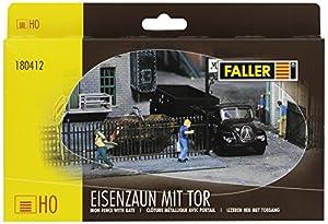 Faller - Valla para modelismo ferroviario H0 escala 1:87 (F180412)