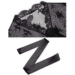 ADOME Mujer Lencer a Kimono...