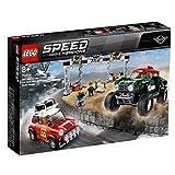 LEGO Speed Champions - Mini Cooper S Rally de 1967 y MINI John Cooper...