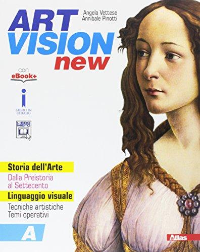 Art vision new. Per la Scuola media. Con e-book. Con espansione online. Con Libro: Competenze: A-B