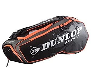 Dunlop Tac Performance 8 Racket Bag Review 2018