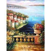 Mediterrane Gemälde suchergebnis auf amazon de für mediterran posterlounge bilder