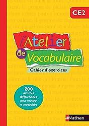 L'Atelier de Vocabulaire CE2