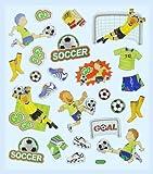 Hobby-Design-Sticker-Fussball-Fuball-Soccer-Aufkleber-3452314
