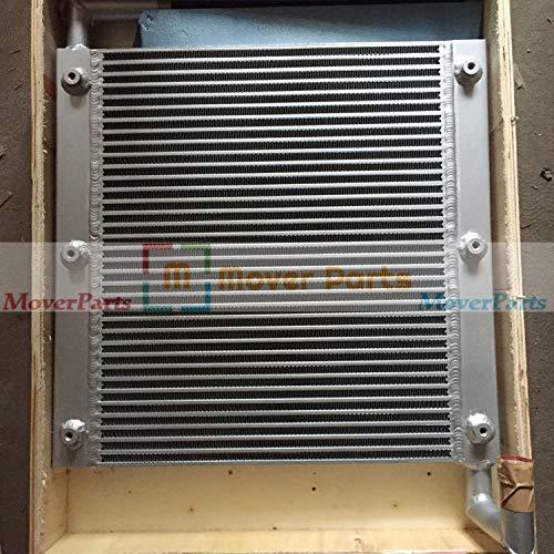 FidgetGear Refroidisseur d'huile hydraulique pour Pelleteuse Kobelco SK60 SK60-1