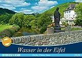 Bäche, Flüsse, Seen - Wasser in der Eifel (Wandkalender 2020 DIN A2 quer): Ein Landschaftskalender mit einer jahreszeitlichen Auswahl von Bächen, ... (Monatskalender, 14 Seiten ) (CALVENDO Natur) -