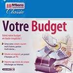 Votre Budget - Micro Application - PC