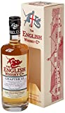 English Whisky Company Chapter 15 Peated Single Malt Whiskey, 70 cl