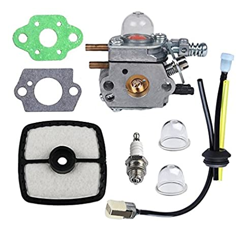 Beehive Filter C1U-K52 Carburetor Repower Maintenance Kit with Gaskets Air Filter Spark Plug for ECHO GT2000R GT200EZR PAS2000 PAS2100 SHC1700 SHC2100 Series Power Pruner (Pruner Kit)