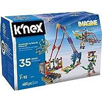K'NEX Imagine 35 Model Building Set for Ages 7+, Construction Education Toy, 480 Pieces