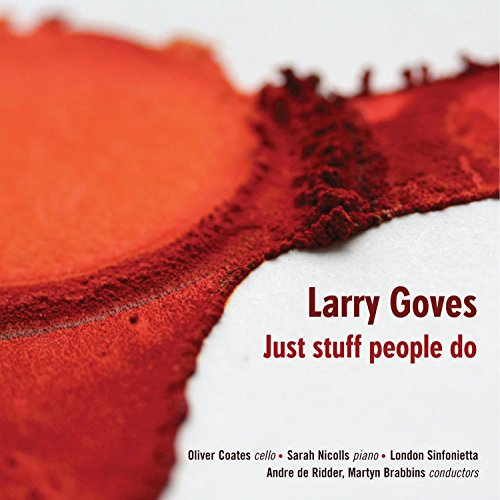 Larry Goves:Just Stuff People