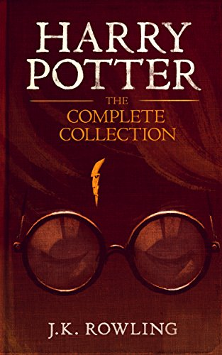 Harry Potter: The Complete Collection (1-7) (English Edition ...