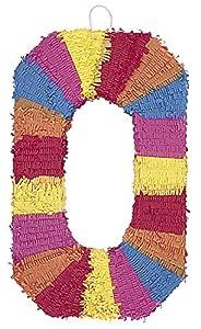 Unique Party- Piñata número 0 (6680)