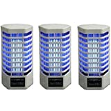 Aditya Info Plastic Electric Mosquito Killer Cum Night Lamp (Multicolour, 12000) - Set of 3