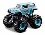 Maisto - Earth Shockers Blue SUV Monster...