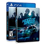 Need for Speed & SteelBook (Amazon Exclusive) - PlayStation 4
