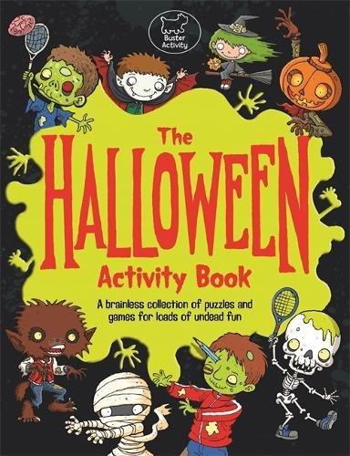 The Halloween Activity Book (Activity Books) por Lauren Farnsworth
