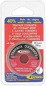 BELFLEX 1841–Metal APORTACION 100g. 40% Est/AL