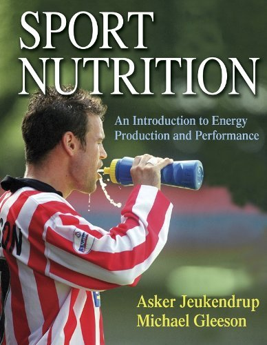 Sports Nutrition: An Introduction to Energy Production and Performance by Asker E. Jeukendrup (1-Aug-2004) Paperback