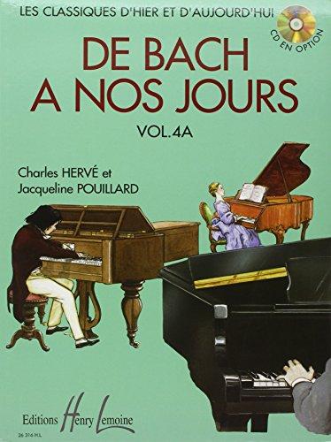 De Bach à nos jours, Vol 4A par Charles Herve