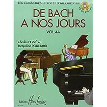 De Bach à nos jours, Vol 4A