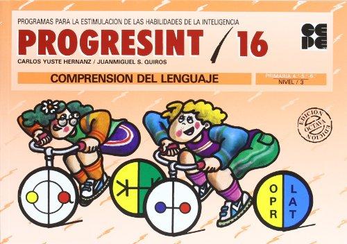 Progresint. 16. Comprension del lenguaje por Carlos Yuste