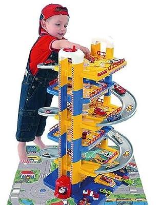 Molto 5414 6 Storey Toy Garage Parkhaus von Molto