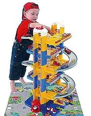 Idea Regalo - Molto 5414 6-Storey Toy Garage
