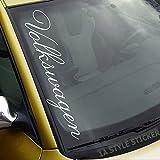 Volkswagen Aufkleber-Frontscheibenaufkleber Autotuning-Aufkleber Szene-Sticker