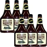 Mississippi Barbecue Sauce 'Original' 6 x 1560ml (Grill-Sauce)