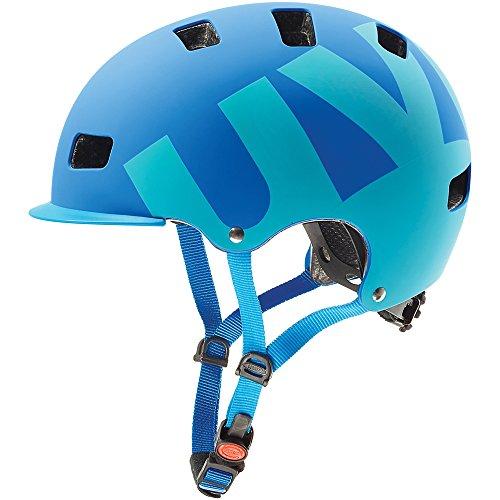 Uvex Fahrradhelm Hlmt 5 Bike Pro, Blue Mat, 58-61, 4103030919
